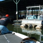 Shooting docks for crappie