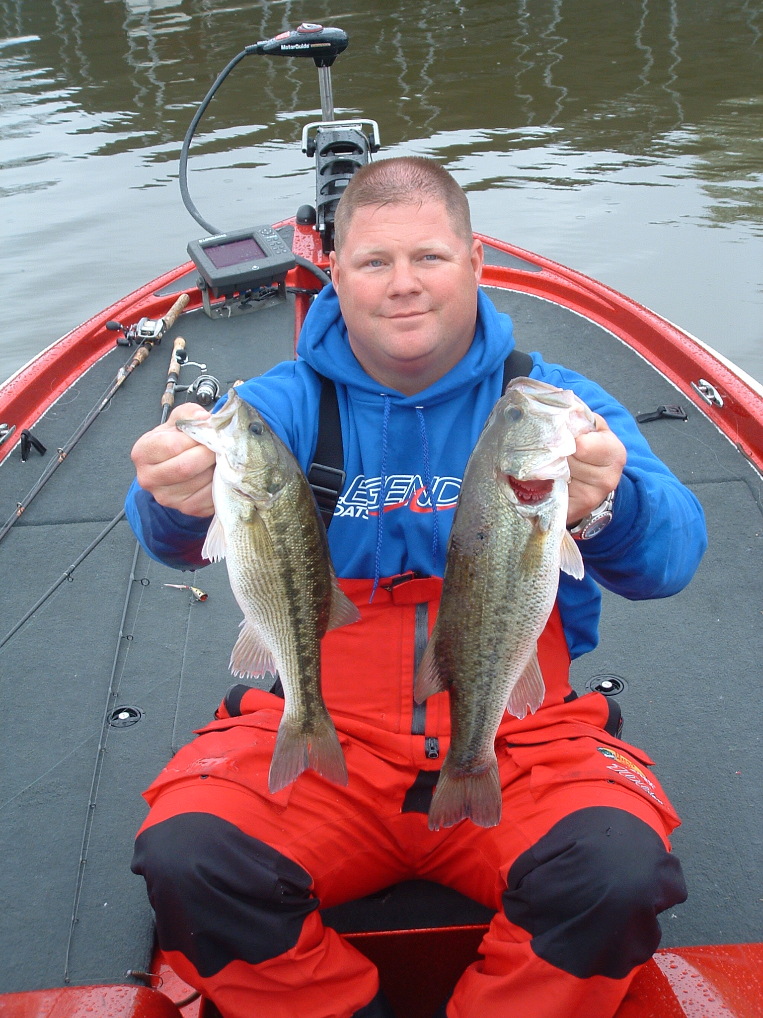 How To Catch Bass In May At Lake Wedowee | About Fishing