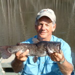 Catching bullheads and cats at night can be dangerous!