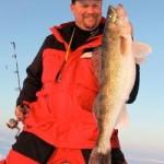 Catch big walleye