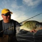Catch spring crappie like this