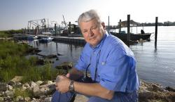 Harlon Pearce, Gulf Seafood Institute president
