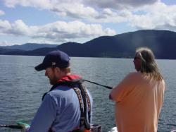 Fishing for Rockfish