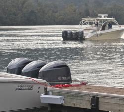 Seven outboards
