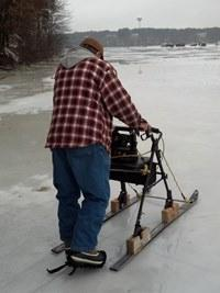 Adapt to ice fishing as you age
