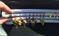Frabill's Tackle Pack-Hand Muff