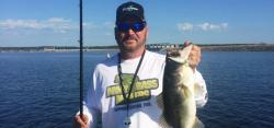 Big Lake Conroe bass